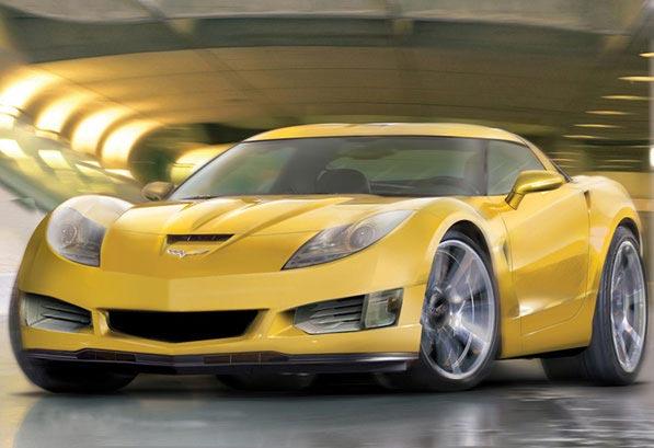 Corvette Accessories C7 Photo